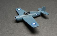 US F4F Wildcat w/Star Only
