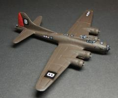 US B-17 Flying Fortress