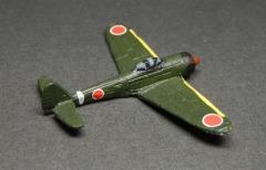 Japanese Ki-43 Oscar