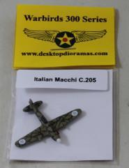Italian Macchi C.205