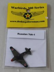 Russian Yak-1