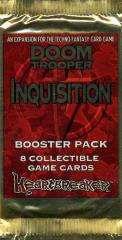Doomtrooper Inquisition Booster Pack