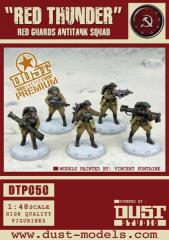 Red Guards Antitank Squad - Red Thunder, Zverograd Pattern (Premium Edition)