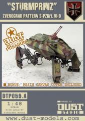 Schwer-Panzer Kampflaufer VI-D - Sturmluther, Zverograd Pattern (Premium Edition)