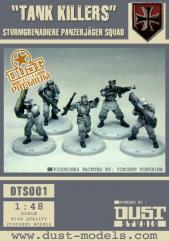 Tank Killers - Sturmgrenadiere Panzerjager Squad (Premium Edition)