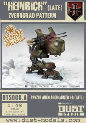 Panzer Aufklarerlaufer I-A (Late) - Heinrich, Zverograd Pattern (Premium Edition)