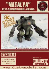 KV47-C Medium Walker - Walking, Natalya (Premium Edition)