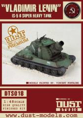 IS-5 B Super Heavy Tank - Vladimir Lenin, Zverograd Pattern (Premium Edition)