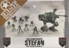 Axis Kampfgruppe Stefan - Starter Set (Premium Edition)