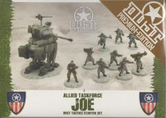 Allied Taskforce Joe - Starter Set (Premium Edition)