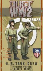 U.S. Tank Crew - Mickey Crew