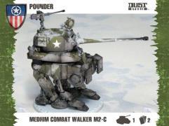 Medium Combat Walker M2-C - Pounder
