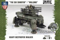 Heavy Destroyer Walker - The Six Shooter/Bulldog