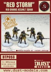 Red Guards Assault Squad - Red Storm, Zverograd Pattern (Premium Edition)