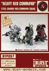 Steel Guards NCO Command Squad - Steel Fist, Zverograd Pattern (Premium Edition)