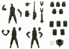 Allied Accessory Set #1 - Walker Crew
