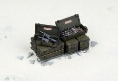 Allies Weapon Crates Set - Bar & Grease Gun