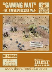 Dust Tactics Desert Gaming Mat