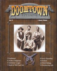 "Doomtown Epitaph #2 ""10 Most Dangerous"""