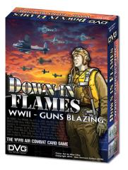Down in Flames - WWII, Guns Blazing