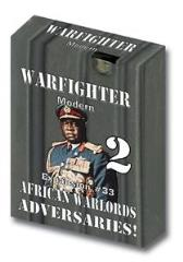 Expansion #33 - African Warlords Adversaries 2