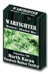 Expansion #20 - North Korea Yongbyon Nuclear Facility