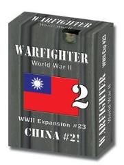 WWII Expansion #23 - China #2