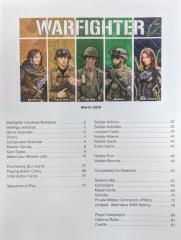 Warfighter Universal Rulebook (March 2020)