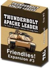 Thunderbolt Apache Leader Expansion 3 - Friendlies