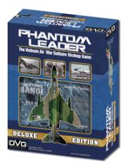 Phantom Leader - The Vietnam Air War Solitaire Strategy Game (Deluxe Edition)