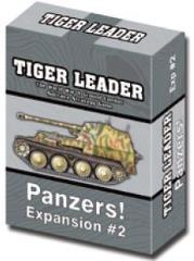Tiger Leader Expansion 2 - Panzers!