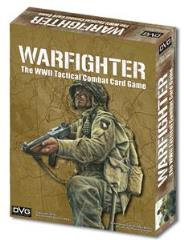 Warfighter - World War II Tactical Combat Card Game
