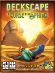 Deckscape - The Curse of the Sphinx