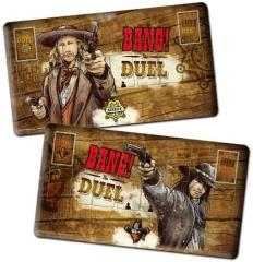 Bang! - The Duel, Playmat