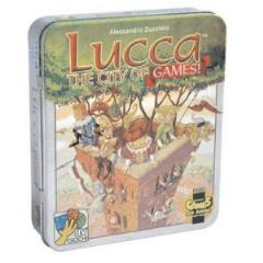 Lucca - The City of Games!