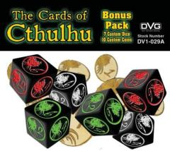 Cards of Cthulhu, The - Bonus Pack