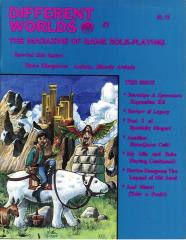 "#2 ""Starships & Spacemen Expansion Kit, RuneQuest Cult"""