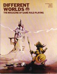 "#5 ""Gamma World Variant, RuneQuest Cult"""