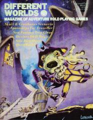 "#17 ""Skull & Crossbones Module, Solo RuneQuest Scenario - Ware Hall"""
