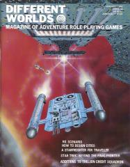 "#18 ""RuneQuest Module, Star Trek - Beyond the Final Frontier"""