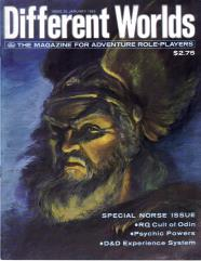 "#26 ""RuneQuest - Cult of Odin, Traveller, Call of Cthulhu"""