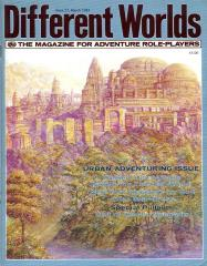 """#27 """"Call of Cthulhu Scenario, Thieves World Supplement, Gangster!"""""""