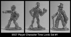 Player Character Time Lords Set #1