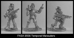 Temporal Marauders