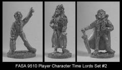 Player Character Time Lords Set #2