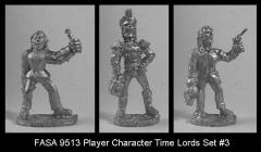 Player Character Time Lords Set #3