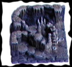 Complex Cavern Corner Piece