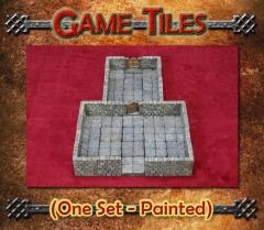 Dungeon Game Tiles Set (Hand Painted)