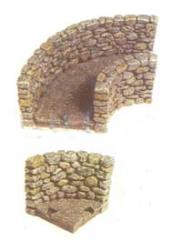 Curved Walls & Passages Set