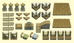 Medieval Building Expansion Set